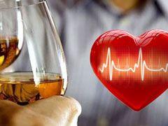 Можно ли принимать алкоголь при аритмии сердца
